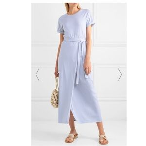 Elizabeth + James welles wrap t shirt dress